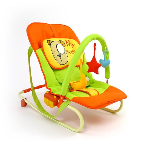 38п120295 кресло качалка мишка maxi milly mally фото №1