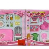 Детский набор посуды 6811 B