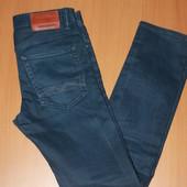 мужские джинсы boss . оригинал размер 30/32