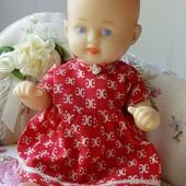 Кукла пупс черепашка Schildkrot  16 cм клеймо