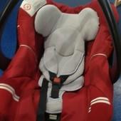 автокресло 0-13 bebe confort creatis-fix
