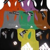Борцовки Adidas. Разные модели и цвета.