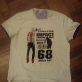 Mondo мужская майка футболка с аппликацией рр ХХL
