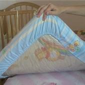 Клеенка прозрачная силиконовая для защиты матрасиков от протеканий, пошива нагрудников для малышей
