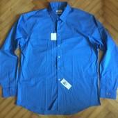 Классическая рубашка от Calvin Klein! Оригинал! Воротник-44
