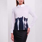 Котики блуза Милина
