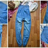Летний джинсовый комбинезон для беременных,р-р С-М