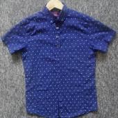 Мужская рубашка, смотрите замеры