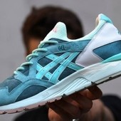 Кроссовки Asics Gel Lyte 3 Blue 2, р. 36.37.38.39.40.42.43.44, код fr-1350
