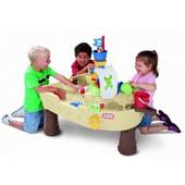 Little Tikes игровой стол Пиратский Корабль