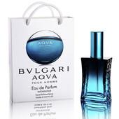 Парфюм Bvlgari Aqua pour Homme. Лицензия люкс класса. 50 мл