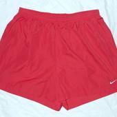 Nike Новые шорты Хл(188 см),оригинал,цвет темно-красный