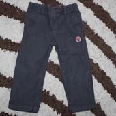 Плотные штаны Chicco,размер 86