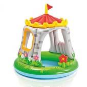 Надувной детский бассейн Замок. Intex 57122  (от 1 до 3 лет)