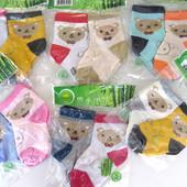 Детские носки на 1-9 месяцев