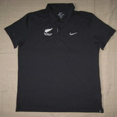 Nike Tennis Dri-Fit (XL) спортивная тенниска поло мужская