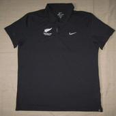 Nike Tennis Dri-Fit (XL) спортивная тенниска поло мужская