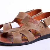 Кожаные сандалии Timberland оливковые
