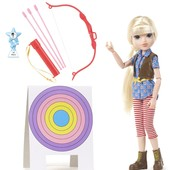 Шарнирная кукла, лучница - Moxie girlz Bow & arrow doll - Avery