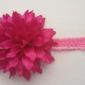 повязка для девочки