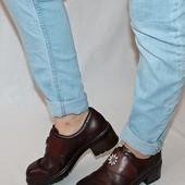 Туфли 41 р  rieker Германия кожа оригинал