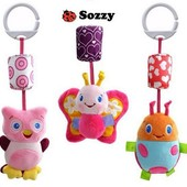 Подвесные игрушки Sozzy