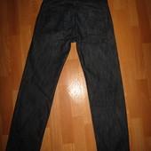 бронь джинсы мужские р-р W 30 Denim,сост новых