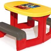 39П310292 Детский Столик для Пикника Cars Smoby