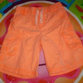 яркие шорты George 5-6 лет ,110 -116 см 100% котон