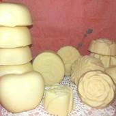 Мыло с нуля Кастильское *Нероли*/шампуневое/для сухих,ломких и секущихся волос/90%оливка/эм нероли