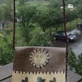Фірмова стильна сумка  сумочка .Хіппі.