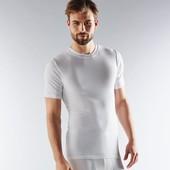 Белоснежная мужская футболка livergy Германия размер XL