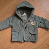 Демисезонная курточка Cherokee (Чероки).86 рост.12-18 мес.