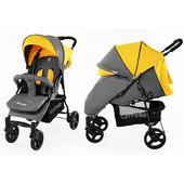 Коляска прогулочная Carrello Strada crl-7305  Yellow