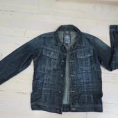 курточка джинсовая  на 146-152р 11-12 лет Next