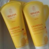 Шампунь-гель для тела и волос Weleda Calendula Waschlotion & Shampoo