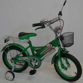 Велосипед двухколесный 16 дюймов Украина Спорт 16