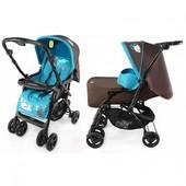 Детская прогулочная коляска Baby Tilly The Seaman bt-ws-0003 menthol