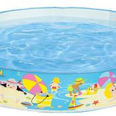 Каркасный детский бассейн Intex 56451, 152 x 25 см.