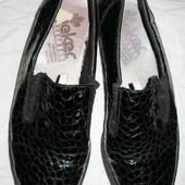 Туфли Rieker кожа 5,5 (25см) 832.