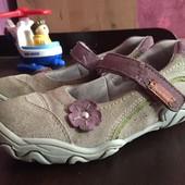Сандали, туфли кожаныe 27 р. (Германия)  Baren-Schuhe
