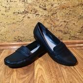 Кожаные новые туфли Footglove