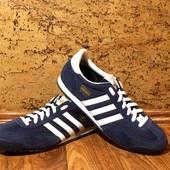 Замшевые кроссовки Adidas Dragon оригинал