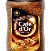 Кофе растворимый Cafe d`OR Gold 200гр
