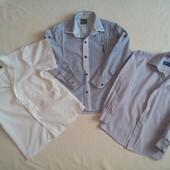 Рубашки на школьника 1-2класс