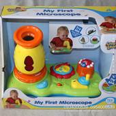 Развивающая игрушка Hap-p-Kid Little Learner Микроскоп