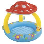 Надувной бассейн Intex 57407 Mushroom Грибок Мухомор