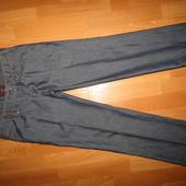 укороченные джинсы,капри р-р S,сост новых K Elite