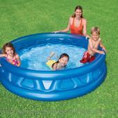 Детский надувной бассейн. НЛО (188x46) Intex 58431