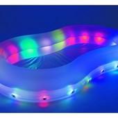 Надувной бассейн Bestway с разноцветной подсветкой 54135